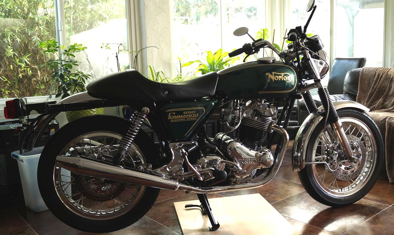 Norton Commando MK3 - Jerry Doe