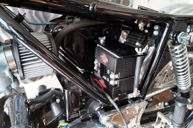 Norton Commando Electrical Shorai