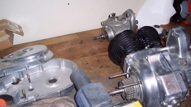 MK111 Motor & Gearbox