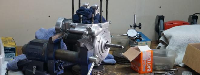 MK111 Motor together