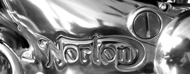 Norton Commando MK111 timing cover